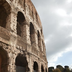 Southeast Detail, Colosseum