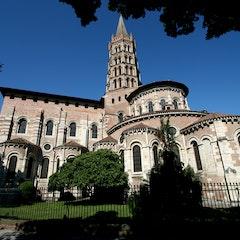 St. Sernin Basilica