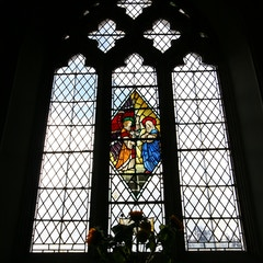 Window in South Nave Aisle