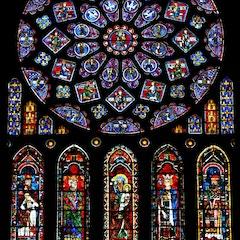 North Transept Window (1230)