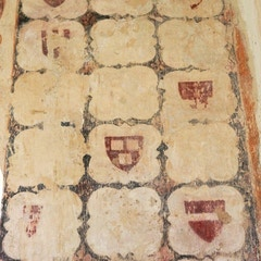 South Wall Heraldry
