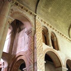 North Transept Wall