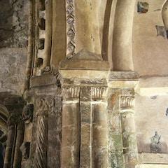 Cormac's Chapel: Chancel Arch