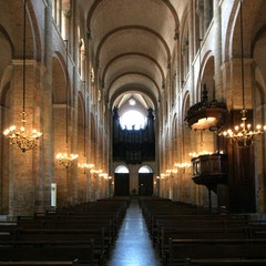 Nave Looking West (c.1100-18)