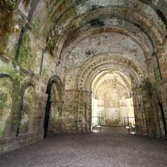 Cormac's Chapel Interior