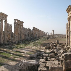 Apamea Archaeological Site