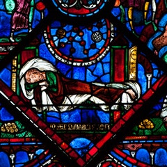 Joseph Window 3: Dream of Joseph
