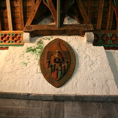Seal in the Hall of the Vicars Choral
