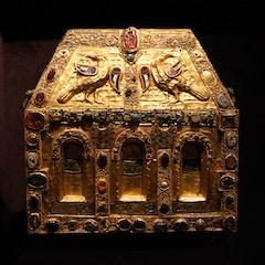 Reliquary of Pepin (c.1000)