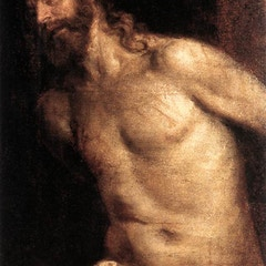 The Scourging of Christ (c. 1560) by Titian
