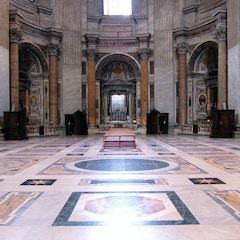 Right Transept