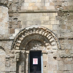 South Portal of Cormac's Chapel
