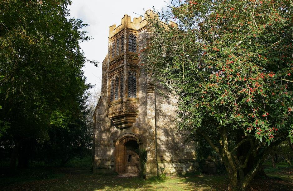 Abbot's Porch