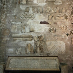Lower Church Artifacts