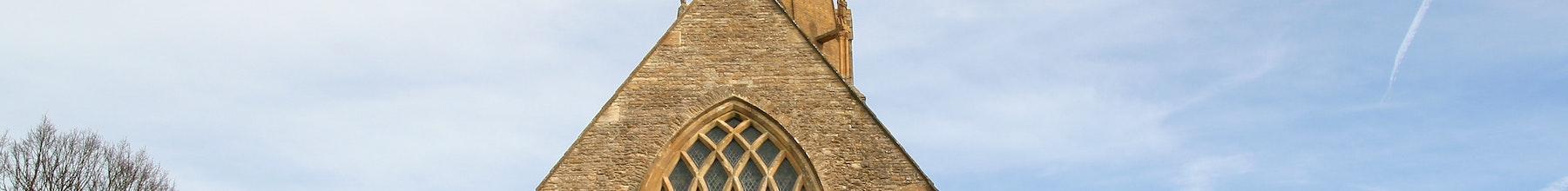 Church of St Mary, Bampton