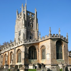 Fairford Parish Church