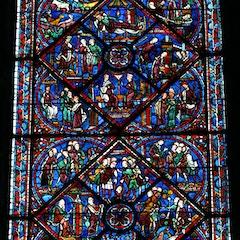 Joseph Window: Bottom
