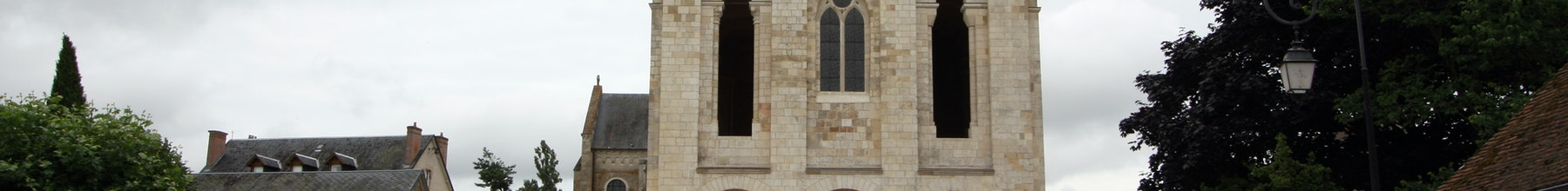 Saint-Benoît-sur-Loire Abbey