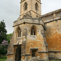 South Porch and Tower