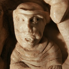 Sarcophagus of St. Sernin: Onlookers at the Martyrdom