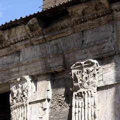 West Exterior Detail