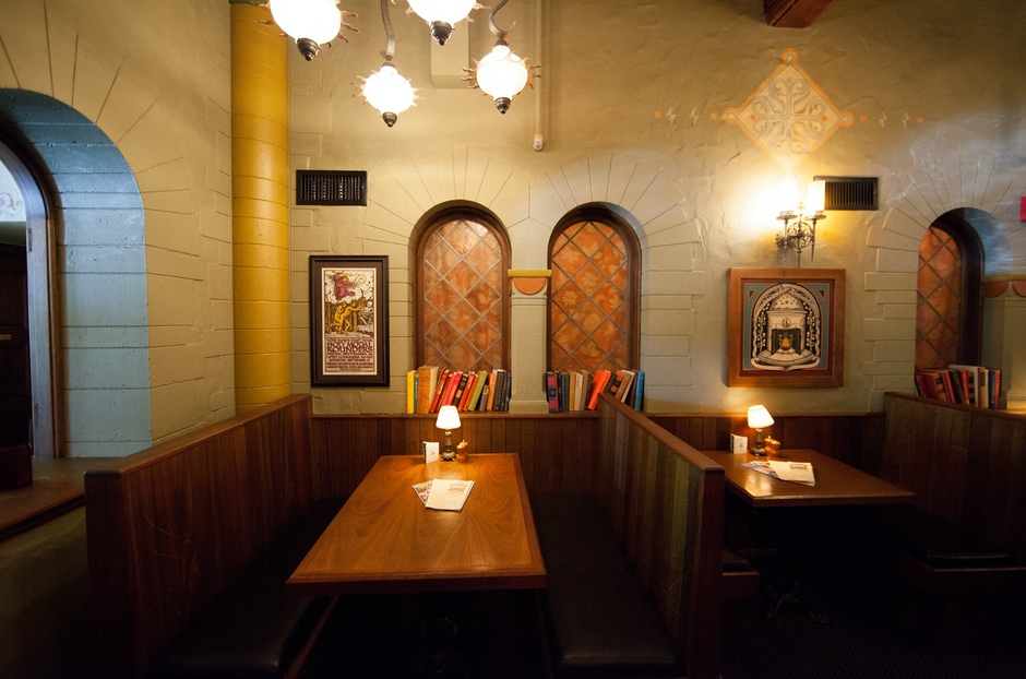 Cozy Booths