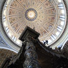 Baldacchino and Dome