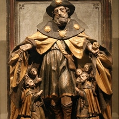 St. James as Protector of Pilgrims (1631)