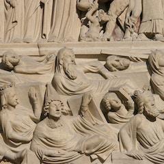 Last Judgment Portal (c.1230): Resurrection