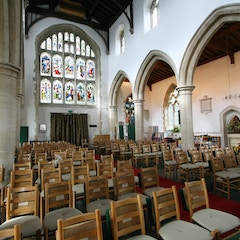 Nave Looking Northwest