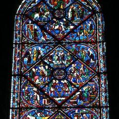 Joseph Window: Top