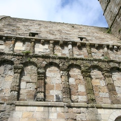 South Exterior of Cormac's Chapel