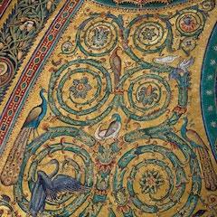 Apse Mosaic: Populated Vine