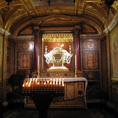 Bethlehem Crypt