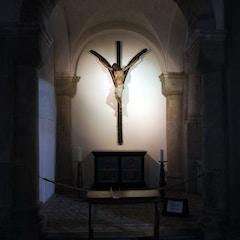 Plague Crucifix