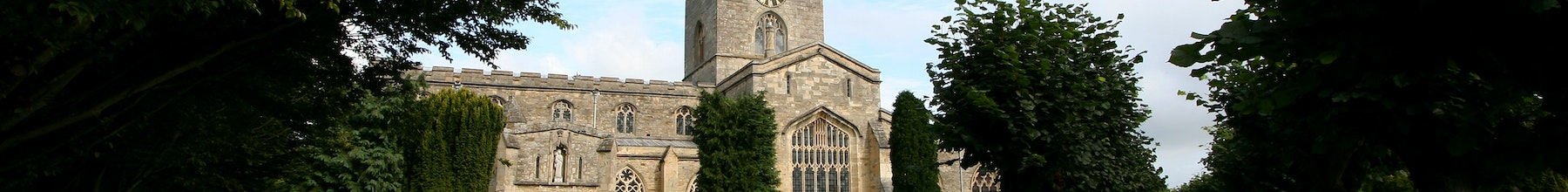 Church of St Mary, Thame