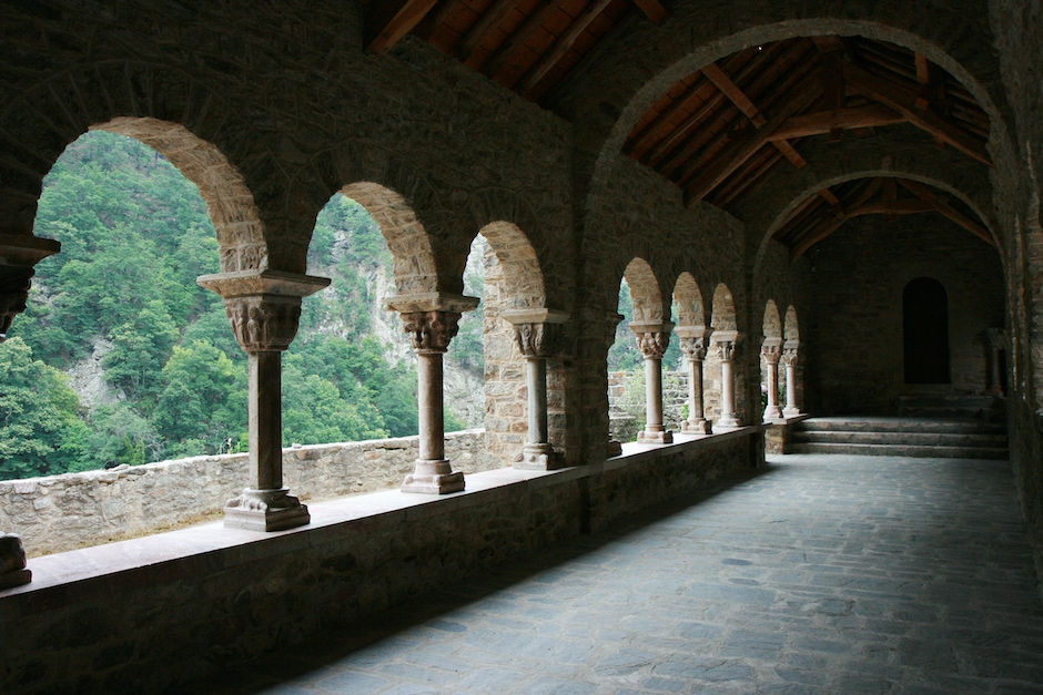 South Gallery of the Cloister
