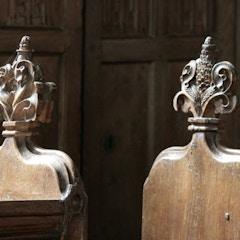 Poppy-Heads of Choir Stalls