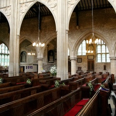 Nave Looking North