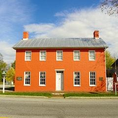 Levi Coffin House