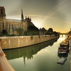 Notre Dame de Paris - 9-06-2006 - 7h20