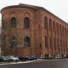 Aula Palatina (Basilica of Constantine)
