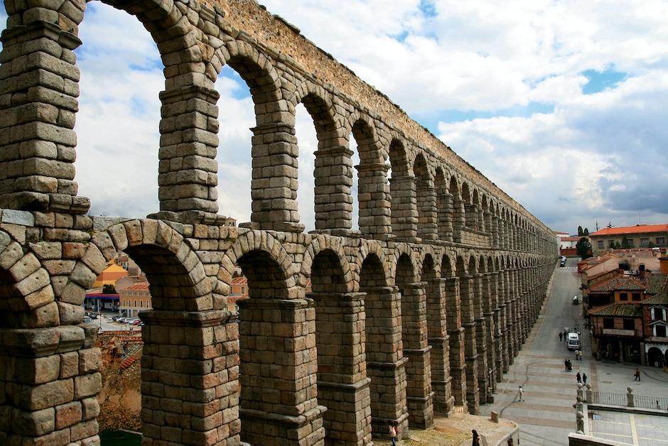 Aqueduct of Segovia