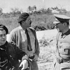 Hemingway in Spain (1936)
