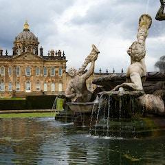 Facade and Fountain