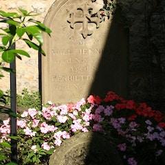 St. Nicholas Church garden