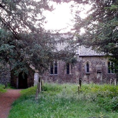 St Margaret of Antioch church in Binsey