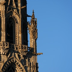 North Tower Detail