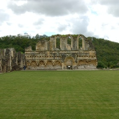 Cloister Looking West