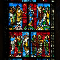 Window XVI: Ascension Window